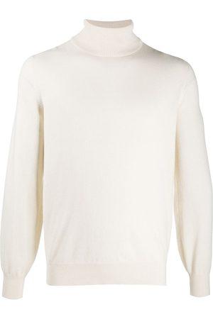Brunello Cucinelli Men Turtlenecks - Turtleneck cashmere jumper