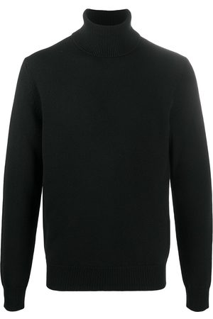 Dolce & Gabbana Ribbed roll-neck jumper