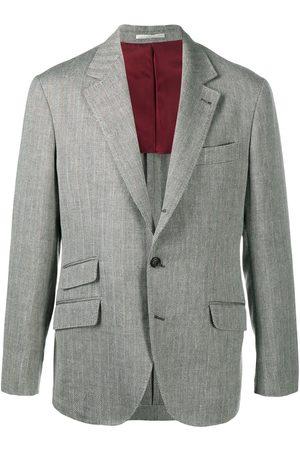 Brunello Cucinelli Grey long-sleeve jacket