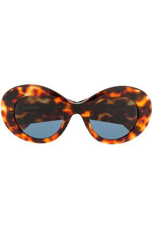 Balenciaga Women Round - Round-frame sunglasses