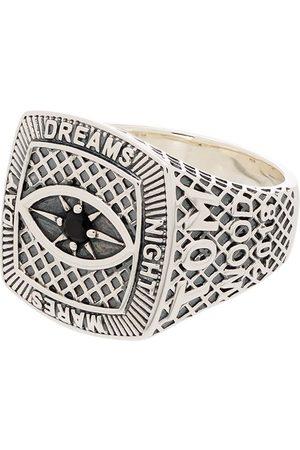TOM WOOD Men Rings - Sterling Championship signet ring