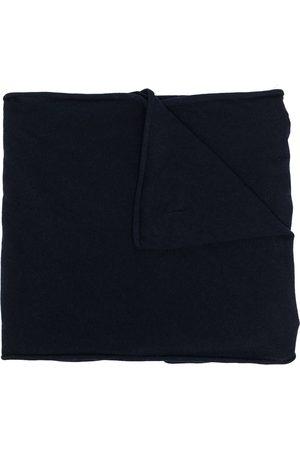 Brunello Cucinelli Navy cashmere scarf