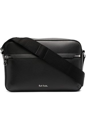 Paul Smith Logo-embossed messenger bag