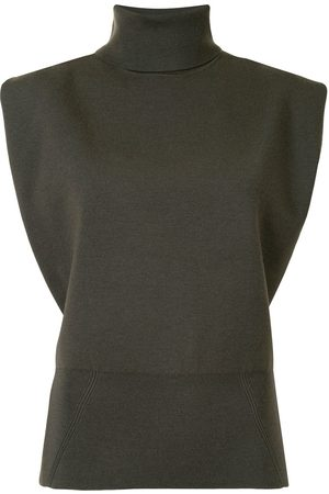 3.1 Phillip Lim Women Tank Tops - Sleeveless knitted top