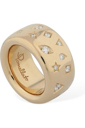 Pomellato Iconica 18kt & Diamond Ring