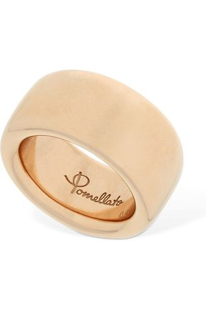Pomellato Iconica 18kt Thick Ring