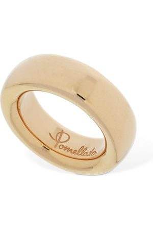 Pomellato Iconica 18kt Band Ring