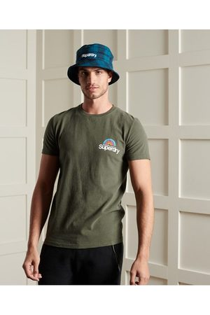 Superdry Core Logo Woodstock T-Shirt