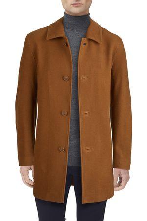 Cole Haan Men's Italian Wool Blend Overcoat
