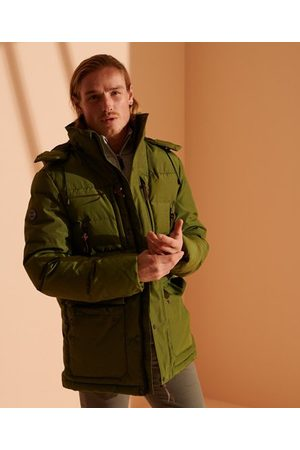 Superdry Expedition Down Parka Coat