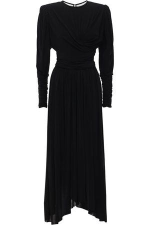 Isabel Marant Juciennea Stretch Jersey Midi Dress