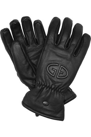 Goldbergh Freeze leather gloves