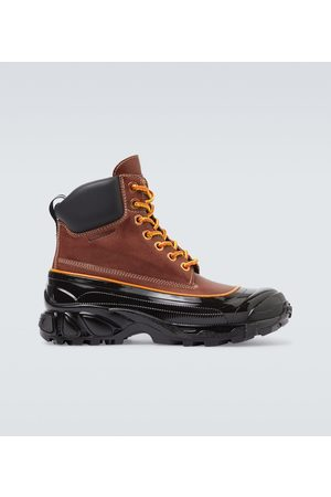 Burberry Arthur hiking boots