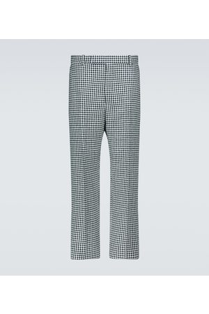 Thom Browne Houndstooth tweed pants
