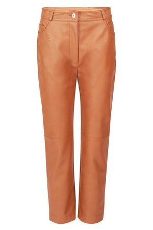 Stella McCartney Faux leather pants