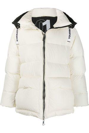 Khrisjoy Men Puffer Jackets - Long-sleeve padded jacket
