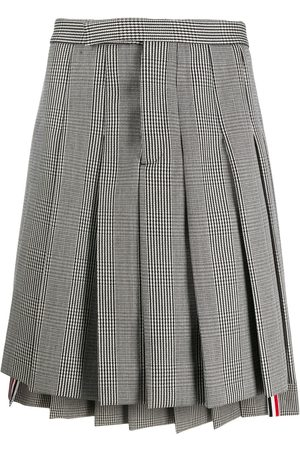 Thom Browne Cavalry twill skirt