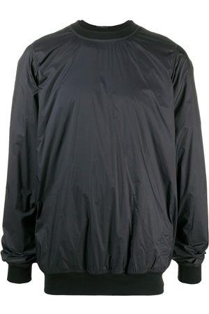 Rick Owens Rear zip sweatshirt jacket