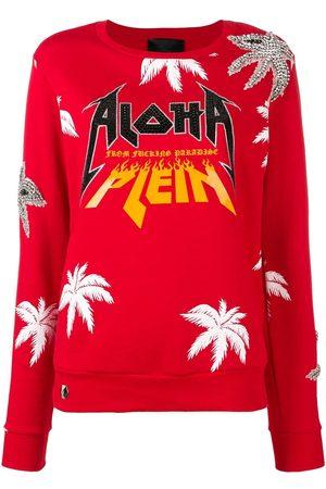 Philipp Plein Aloha Plein sweatshirt