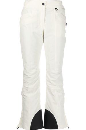 Moncler Women Wide Leg Pants - Kick-flare ski trousers