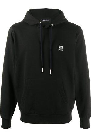 Diesel Logo drawstring hoodie