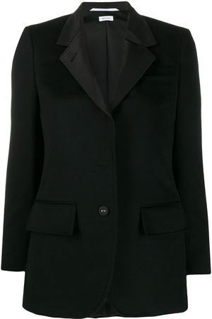 Thom Browne Single-breasted fitted jacket