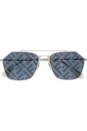 Fendi Monogram lense sunglasses