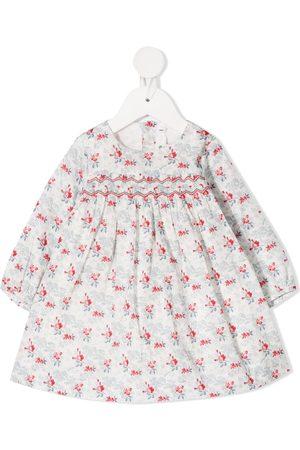 BONPOINT Floral print midi dress