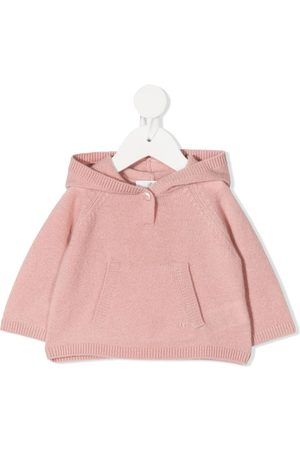 BONPOINT Hoodies - Fitted cashmere hoodie