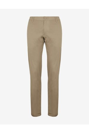 Armani Men Chinos - Chino Dove Grey Cotton, Elastane