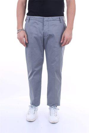 Entre Amis Men Regular Men Grey cotton elastane