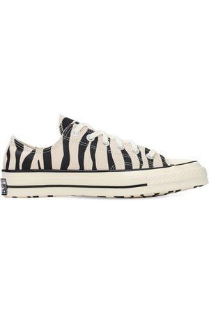 Converse Chuck 70 Zebra Printed Sneakers