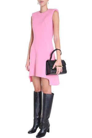 Alexander McQueen Women Party Dresses - Mini dress with shoulder straps