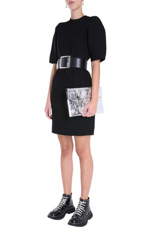 Alexander McQueen Mini dress with wide sleeves