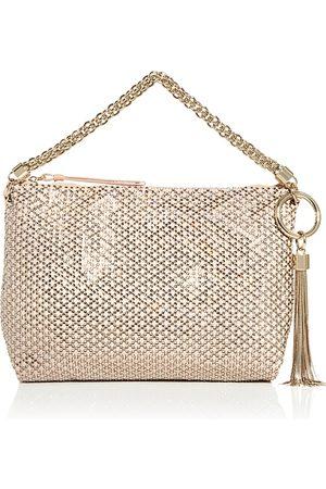 Jimmy Choo Women Purses - Callie Embellished Shoulder Bag