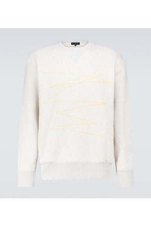 Comme des Garçons Stiched crewneck sweatshirt