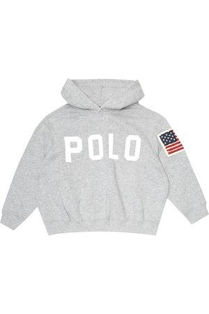 Ralph Lauren Cotton-blend hoodie