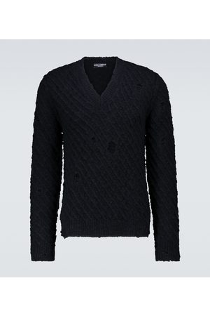 Dolce & Gabbana Wool-blend sweater