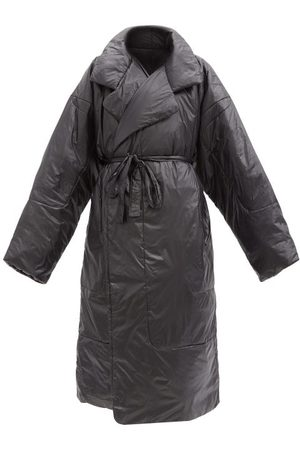 Norma Kamali Boyfriend Sleeping Bag Oversized Padded Coat - Womens