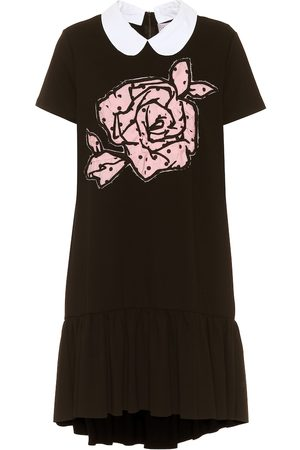 RED Valentino Embroidered minidress