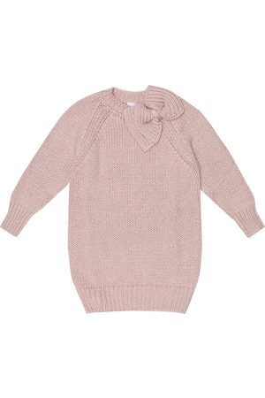 Il gufo Sweater dress
