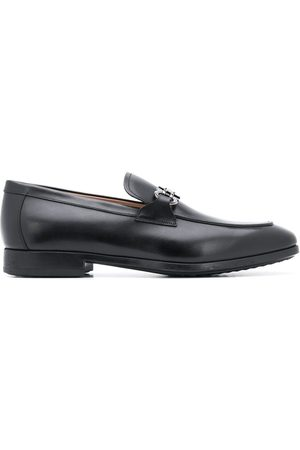 Salvatore Ferragamo Ree leather loafers