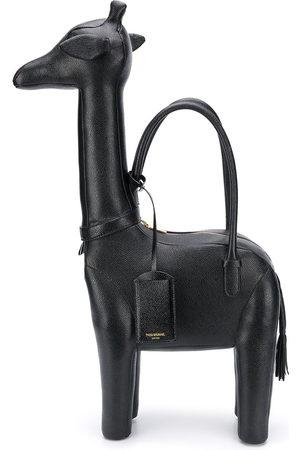 adidas Giraffe pebbled leather tote bag - 001