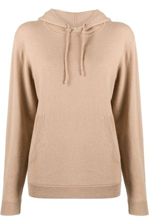 People´s Republic of Cashmere Fine-knit cashmere hoodie