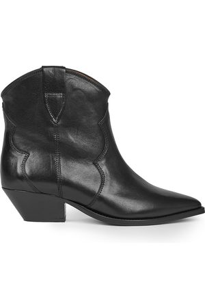 Isabel Marant Dewina 50 leather ankle boots