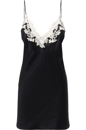 La Perla Women Party Dresses - Maison Silk & Lace Mini Dress