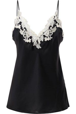 La Perla Women Camisoles - Maison Silk & Lace Top