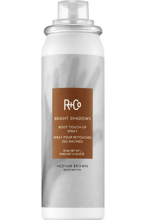R+Co Women Bright Shadows Root Touch Up Spray Medium Brown
