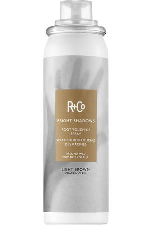 R+Co Bright Shadows Root Touch Up Spray Light Brown