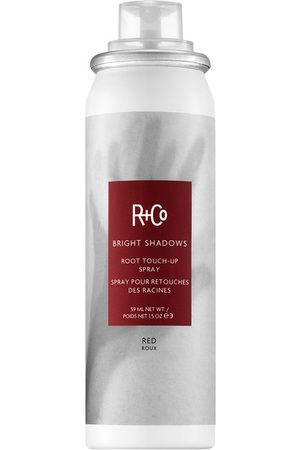R+Co Bright Shadows Root Touch Up Spray Red